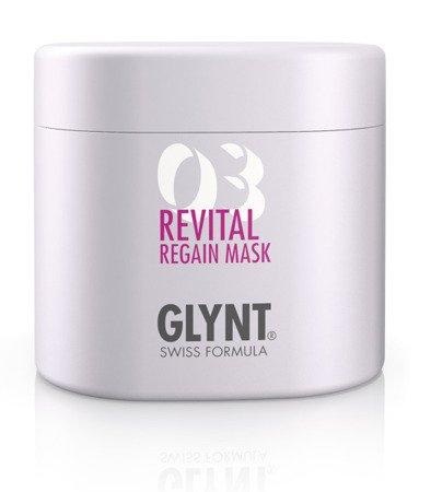 REVITAL Regain Mask - rewelacyjna maska do włosów z pasemkami, farbowanych lub po zabiegu trwałej ondulacji.